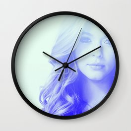 Sasha Pieterse Wall Clock