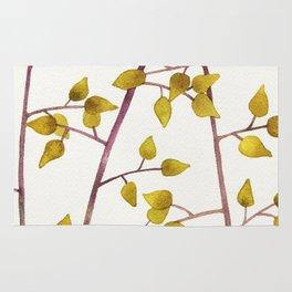 Plant Pattern #4 Rug