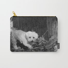 Wild Poodle Carry-All Pouch