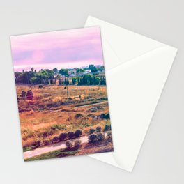 Dreamers above all Stationery Cards