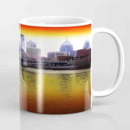 Philly Reflects Coffee Mug