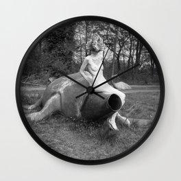 Primeval Wall Clock