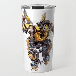 Bumblebee Auobot Transformer Travel Mug