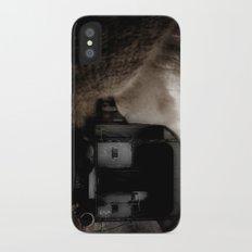The Ghost Train II iPhone X Slim Case