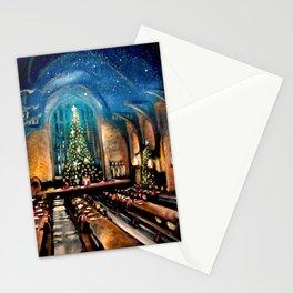 Magic at Christmas Stationery Cards