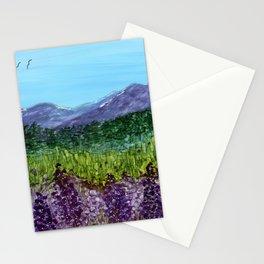 Alpine Lupine Stationery Cards