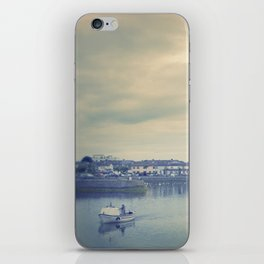 Afternoon in Galway Bay iPhone Skin