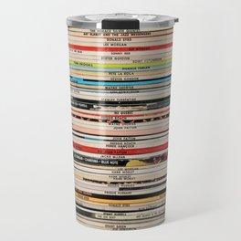 Blue Note Jazz Vinyl Records Travel Mug