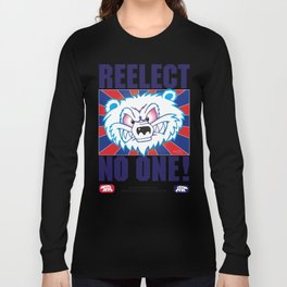 Polar Bear Politics Long Sleeve T-shirt