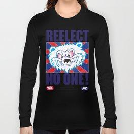 Polar Bear Politics Long Sleeve T-shirt