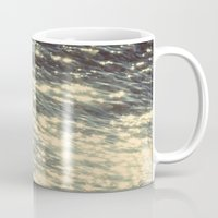 sparkles Mugs featuring Sparkles  by Julia Kovtunyak