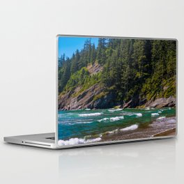 Oswald Beach, Oregon Laptop & iPad Skin
