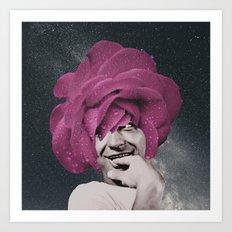 I Am Your Rose II Art Print