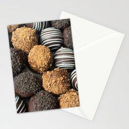Truffle Chocoholic Fudge Mania Stationery Cards
