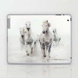 Ghost Riders - Horse Art Laptop & iPad Skin