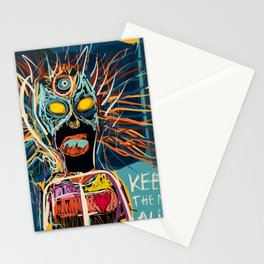 Keeping the mystery alive Stationery Cards