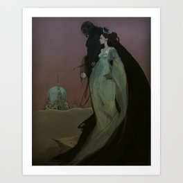 The Ruins of Our Empire Art Print