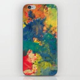 Splatters iPhone Skin