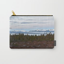 Alaskan Muskeg Carry-All Pouch