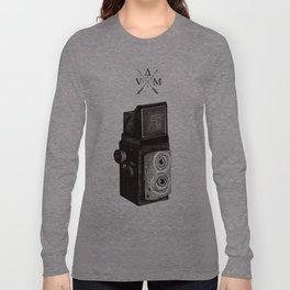 Creepy Cam Long Sleeve T-shirt