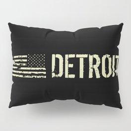Black Flag: Detroit Pillow Sham