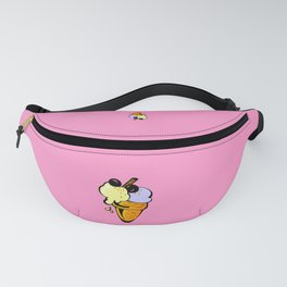 Hunger on ice cream Fanny Pack