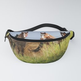 The Wild Bunch-Horses Fanny Pack