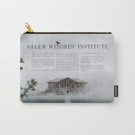 Wizarding Schools Around the World: Salem Carry-All Pouch