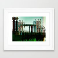 architecture Framed Art Prints featuring Architecture by Jean-François Dupuis