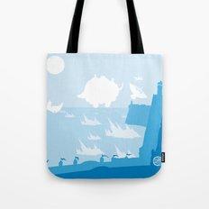 Avatar - Water Book Tote Bag