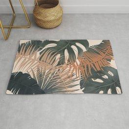 Abstract Tropical Art V Rug