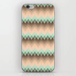 New Age Chevron iPhone Skin