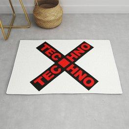 Techno Rug