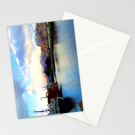 Four Seasons in One Day over Ben Nevis Stationery Cards
