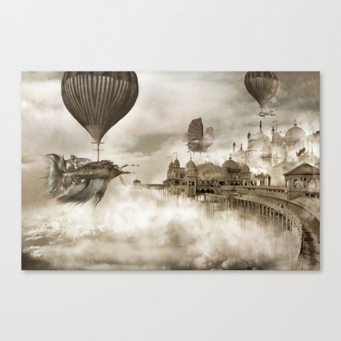 The Far Pavilions Canvas Print