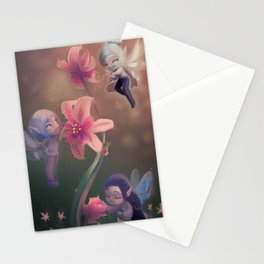 Fairy Dew Stationery Cards