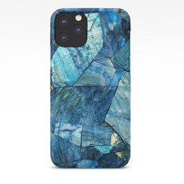 Labradorite Blue iPhone Case