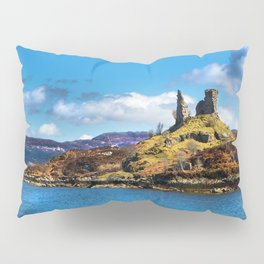 Castle Moil, Kyleakin. Pillow Sham