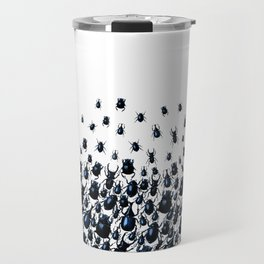 Curse of the Pharaoh / Can you survive the swarm? Travel Mug