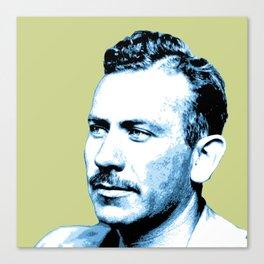 John Steinbeck Canvas Print