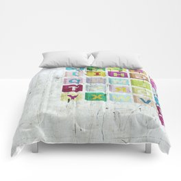 encrypted message Comforters