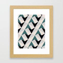 Hacienda Framed Art Print