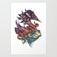 79Au Art Print