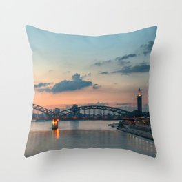 COLOGNE 20 Throw Pillow