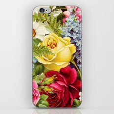 flowers profusion iPhone & iPod Skin