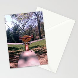 Teeter Stationery Cards