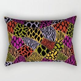 Animal Patterns – Freeform Style Rectangular Pillow