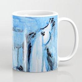 Empowerment: Spirit Horses Rise Coffee Mug