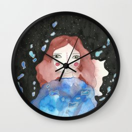 Collateral Beauty Wall Clock