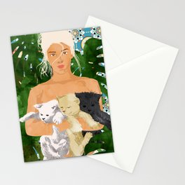 Morocco Vacay #illustration #painting Stationery Cards
